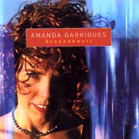 Music CD GroundSwell by Amanda Garrigues