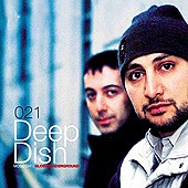 Music CD Global Underground Moscow by Deep Dish