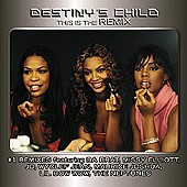Music CD This Is The Remix by Destiny's Child